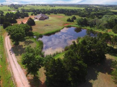 Guthrie Single Family Home For Sale: 4820 Secrest Road