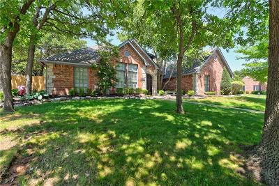 Edmond Single Family Home For Sale: 4309 Echohollow Trail