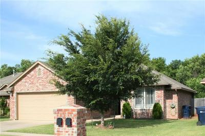Yukon Single Family Home For Sale: 3217 Sahoma Trail