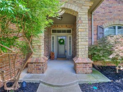 Edmond Single Family Home For Sale: 2300 Tuscan Lane