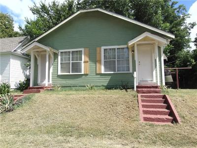 Shawnee Multi Family Home For Sale: 526 W Highland Street