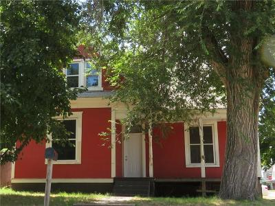 Single Family Home For Sale: 221 N Barker Avenue