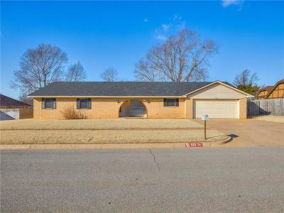 Weatherford Single Family Home For Sale: 919 Camelot Street