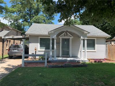 Oklahoma City Single Family Home For Sale: 1208 N Saint Clair Avenue