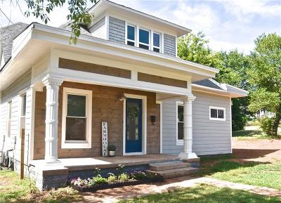 Guthrie Single Family Home For Sale: 1317 W Cleveland Avenue
