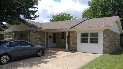Norman Single Family Home For Sale: 340 Overton Drive
