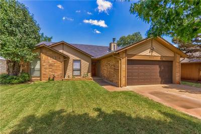 Edmond Single Family Home For Sale: 2512 Clover Glen Drive