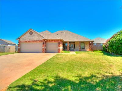 Mustang Single Family Home For Sale: 1340 W Onyx Way