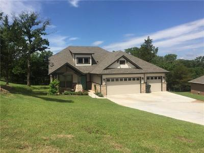 Guthrie Single Family Home For Sale: 9025 Overlook Drive