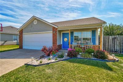 Norman Single Family Home For Sale: 2805 Cedarcrest Street