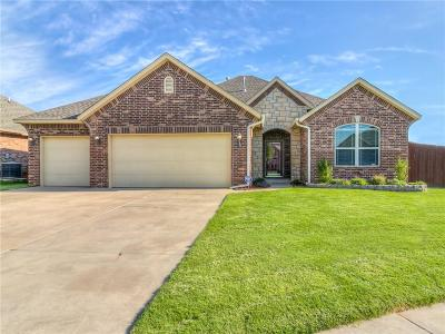 Edmond Single Family Home For Sale: 2217 NW 195th Street