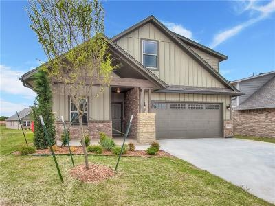Yukon Single Family Home For Sale: 9913 Glover River Drive