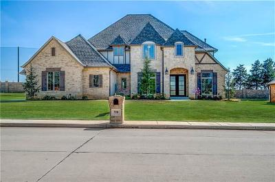 Edmond Single Family Home For Sale: 516 Country Club Drive