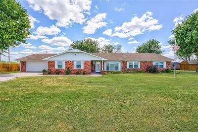 Lindsay Single Family Home For Sale: 15928 E County Road 1520 Road