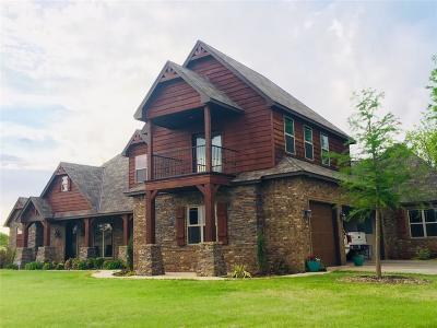 Clinton Single Family Home For Sale: 22568 E 1020 Road