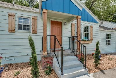 Oklahoma City Single Family Home For Sale: 2932 NW 29th Street
