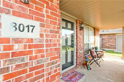 Oklahoma City Single Family Home For Sale: 8017 Chumley Lane