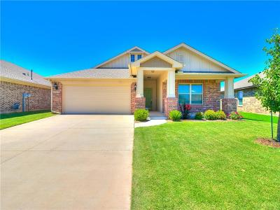 Edmond Single Family Home For Sale: 19229 Bajo Drive