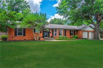 Oklahoma City Single Family Home For Sale: 2648 Pembroke Terrace