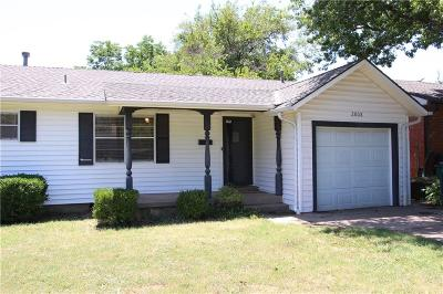 Oklahoma City Single Family Home For Sale: 2808 Croydon Court
