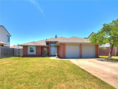 Norman Single Family Home For Sale: 3224 Dove Crossing Drive