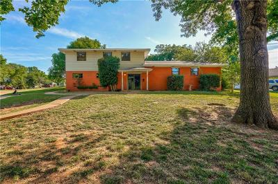 Guthrie Single Family Home For Sale: 902 Walnut