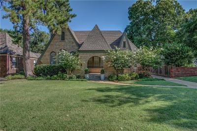 Oklahoma City Single Family Home For Sale: 209 Edgemere Court