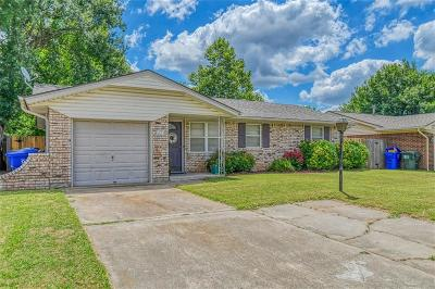 Norman Single Family Home For Sale: 1023 Raleigh Circle