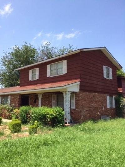 Oklahoma City Single Family Home For Sale: 121 Bainbridge Road