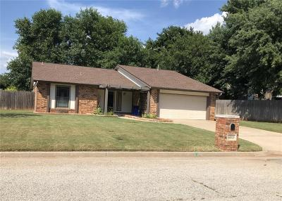Oklahoma City Single Family Home For Sale: 6805 Blue Spruce Court