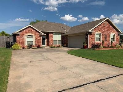 Moore Single Family Home For Sale: 1200 S Stoneridge Drive
