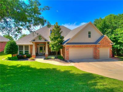 Edmond Single Family Home For Sale: 2709 Ashebriar Lane
