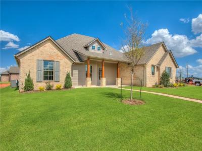Edmond Single Family Home For Sale: 6205 NW 163rd Street
