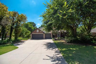 Blanchard Single Family Home For Sale: 890 Tall Pine Lane