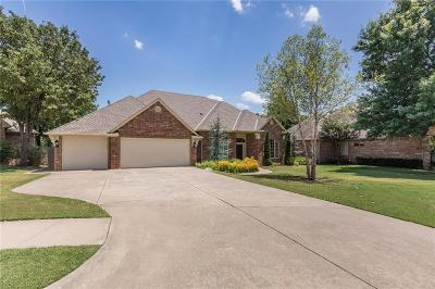 Edmond Single Family Home For Sale: 13908 Plantation Way