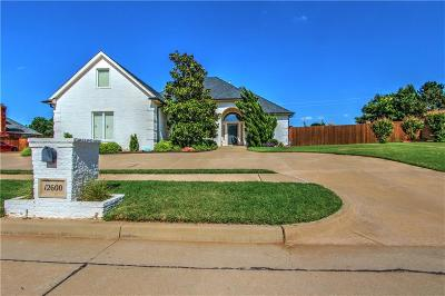 Oklahoma City Single Family Home For Sale: 12600 Flagstone Court