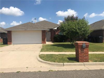 Oklahoma City Single Family Home For Sale: 6029 SE 87th Street