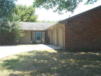 Norman Single Family Home For Sale: 3216 NE Greenwood Drive