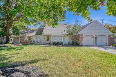 Norman Single Family Home For Sale: 3603 Silverwood Court
