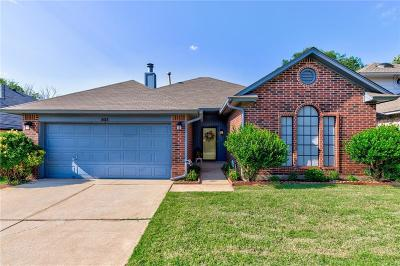 Edmond Single Family Home For Sale: 521 NW 170th Street