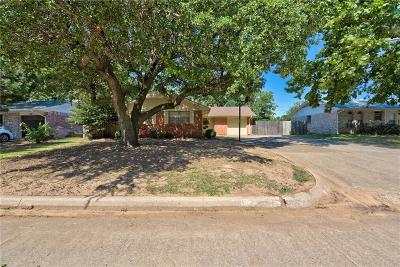 Norman Single Family Home For Sale: 1412 Pecan Avenue