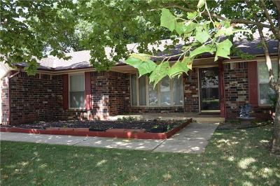 Single Family Home For Sale: 5801 Ryan Drive