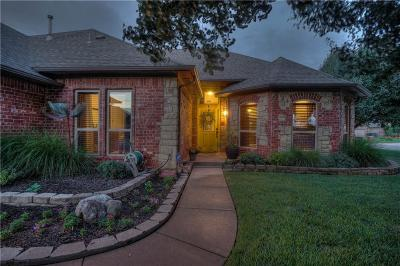 Oklahoma City Single Family Home For Sale: 8917 NW 115th Street