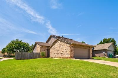 Oklahoma City Single Family Home For Sale: 2524 Patti Place
