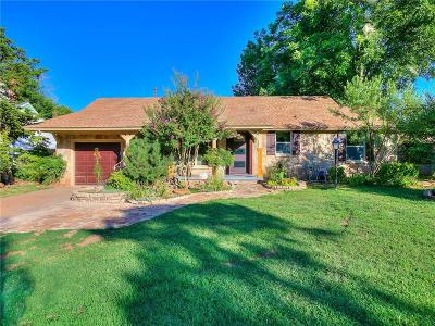 Oklahoma City Single Family Home For Sale: 3312 N Virginia Avenue