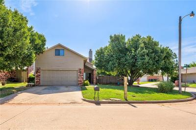 Oklahoma City Single Family Home For Sale: 12900 Sue Court