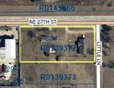 Moore Residential Lots & Land For Sale: 414 NE 27th Street