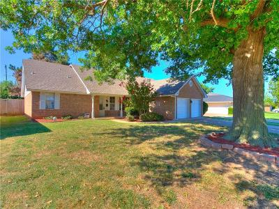 Oklahoma City Single Family Home For Sale: 5804 NW 86th Street