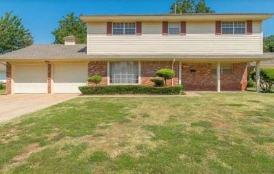 Oklahoma City Single Family Home For Sale: 1509 Carlton Way