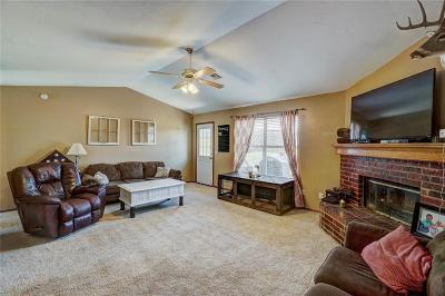 Yukon Single Family Home For Sale: 604 Desert Trail